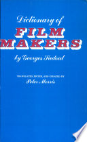 Dictionary Of Film Makers