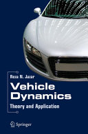 Vehicle Dynamics  Theory and Application