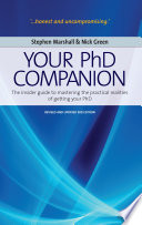Your Phd Companion