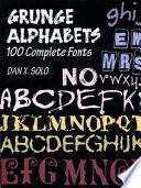 Grunge Alphabets