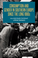 download ebook consumption and gender in southern europe since the long 1960s pdf epub
