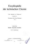 Enzyklop  die der technischen Chemie