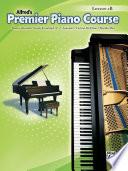 Premier Piano Course  Lesson Book 2B