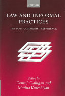 Law and Informal Practices
