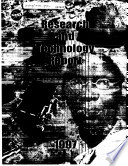 Research And Technology Report 1997 : ...