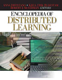 Encyclopedia Of Distributed Learning book