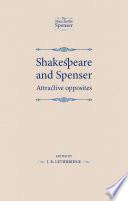 Shakespeare and Spenser