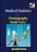 Medical Statistics Demography Made Easy