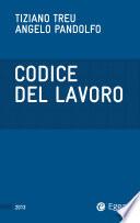 Codice del lavoro 2013