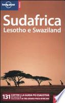 Copertina Libro Sudafrica, Lesotho e Swaziland