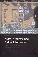 State  security  and subject formation