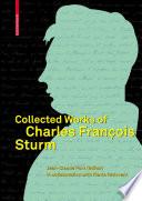 illustration Collected Works of Charles François Sturm