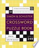 The Original Crossword Puzzle Publisher book