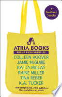 Atria Books  A Booklovers Sampler