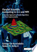 Parallel Scientific Computing in C   and MPI