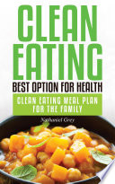 Clean Eating  Best Option for Health