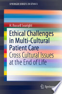 Ethical Challenges In Multi Cultural Patient Care