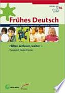 Höher, weiter, schlauer - dynamisch Deutsch lernen