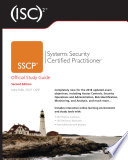 Isc 2 Sscp Systems Security Certified Practitioner Official Study Guide