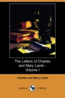 The Letters of Charles and Mary Lamb
