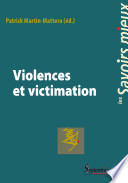 illustration Violences et victimation