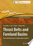 Thrust Belts and Foreland Basins