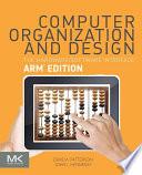Computer Organization and Design ARM Edition