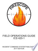 2017 Field Operations Guide ICS 420 1
