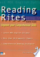 Reading Rites Improve Your Comprehension Skills Secondary 3