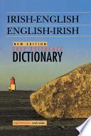 Irish English English Irish Easy Reference Dictionary