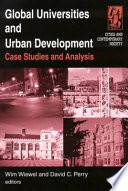 Global Universities and Urban Development
