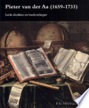 download ebook pieter van der aa (1659-1733) pdf epub