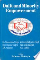 Dalit And Minority Empowerment book