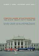 Fünfzig Jahre Staatsvertrag