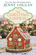 The Christmas Surprise : street bakery and the bookshop on...