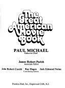 The Great American Movie Book Era Including The Cast List Production Credits And