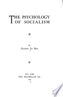 The Psychology of Socialism