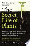 The Secret Life of Plants Book PDF