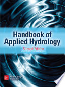 Handbook of Applied Hydrology  Second Edition