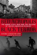 Red Acropolis  Black Terror