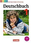 Deutschbuch Band 1: 5. Schuljahr - Bildungsplan 2016 - Gymnasium Baden-Württemberg - Schülerbuch