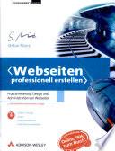 Webseiten professionell erstellen