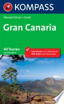 Kompass Wanderf  hrer Gran Canaria