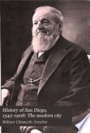 History of San Diego  1542 1908  The modern city