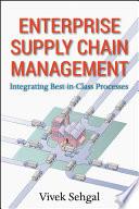 Enterprise Supply Chain Management