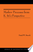 Markov Processes From K It S Perspective