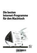 Die besten Internet Programme f  r den Macintosh