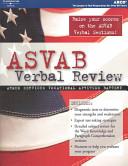 ASVAB Verbal Review