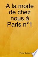 A la mode de chez nous à Paris n°1