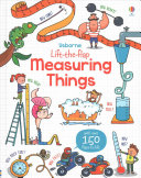 Lift The Flap Measuring Things : difficult, subject to tackle. learn how to measure...